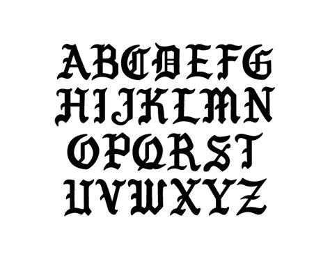 punk tattoo font generator nemek gothic font gothic fonts fonts and gothic