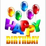 Happy Birthday Png | 3096 x 3208 png 1646kB