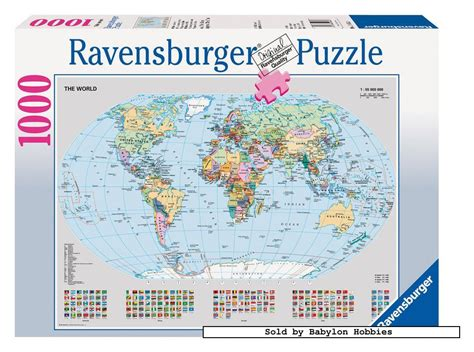 printable map puzzle of world 1000 pcs jigsaw puzzle political world map original