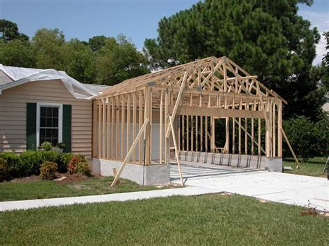 home design addition ideas garages pettinato construction inc gulf breeze fl
