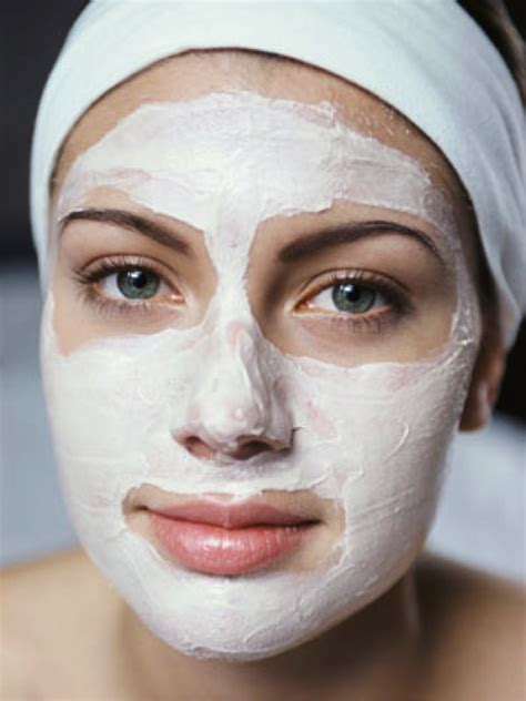 Masker White Egg clean up your face s act raising the barre