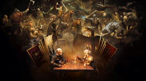 wallpaper game untuk pc wallpaper gwent the witcher card game playstation 4