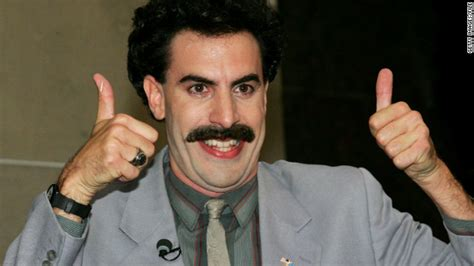 Thumbs Up Meme - borat parody mistakenly played for kazakh gold medalist cnn