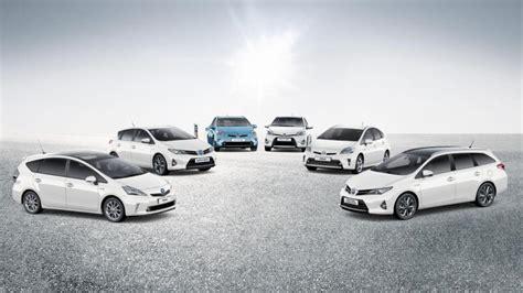 toyota line of cars coches toyota todos los modelos y precios de toyota