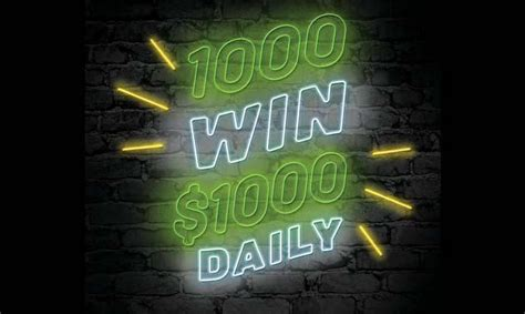 Sweepstakes Tax - enter h r block s 1 000 win 1 000 daily sweepstakes h r