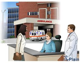 emergency room education requirements discharge general