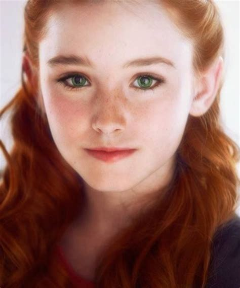 red head teens with corn rolls little girl with red hair and green eyes google search