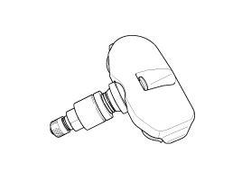 kia sorento tpms sensor description tire pressure monitoring system suspension system kia
