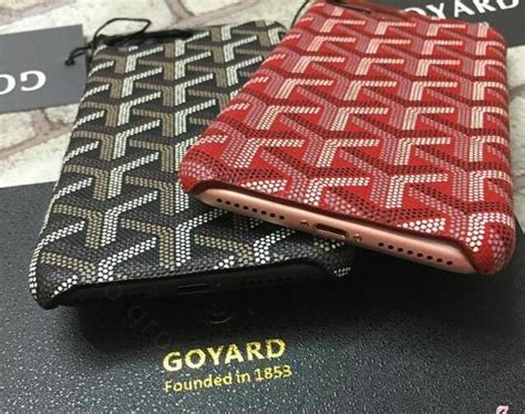 buy wholesale personalized goyard leather pattern cases