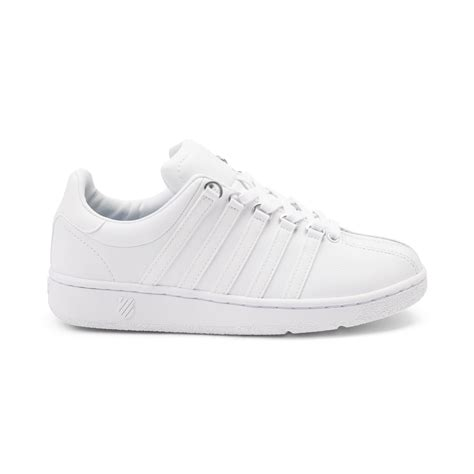 womens k swiss classic vn athletic shoe white 376023