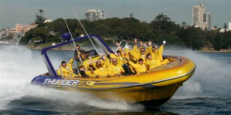 Thunder Jet 3 thunder jet boating sydney everything australia