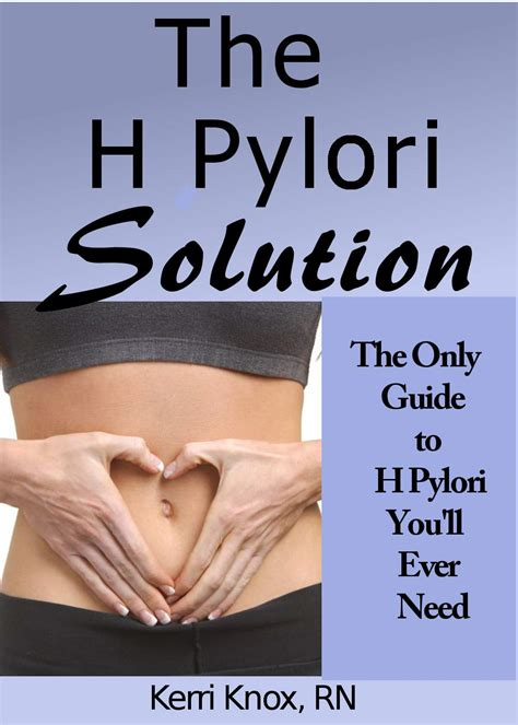 supplements h pylori an h pylori blood test is it a choice to check for h