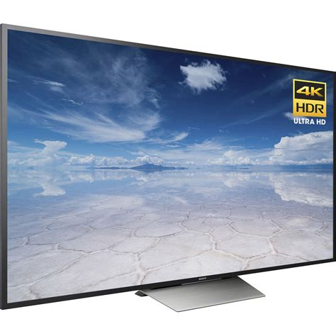 Tv Hdr 4k sony xbr x850d series 75 quot class hdr 4k smart xbr 75x850d