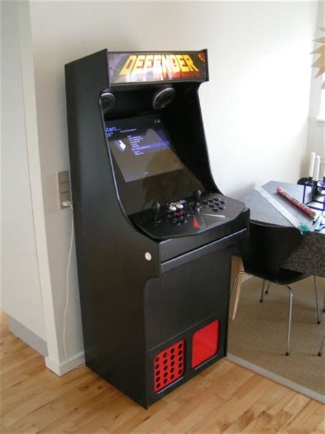 Make Your Own Arcade Cabinet by Project Mame Build Your Own Mame Cabinet Step 3 5