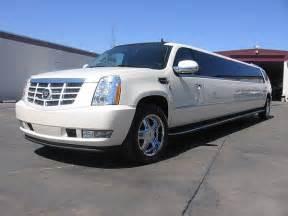 Limousine Cadillac Escalade Escalade Limo Service In Orlando Florida