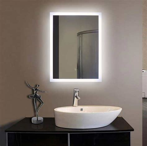 Illuminated bath mirrors suppliers FP04 ? LED Bathroom