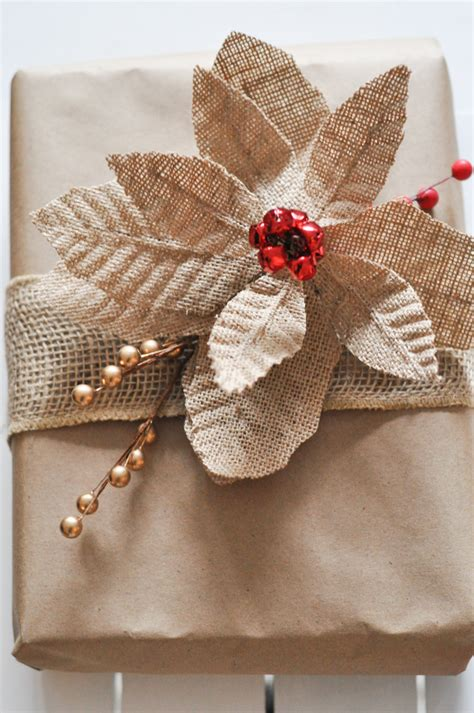 Craft Paper Wrapping - gift wrapping ideas 6 ways to use kraft paper