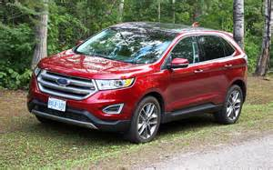 comparison ford edge sport 2015 vs land rover range