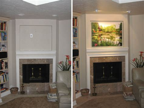 before and after diy interior decorating plushemisphere