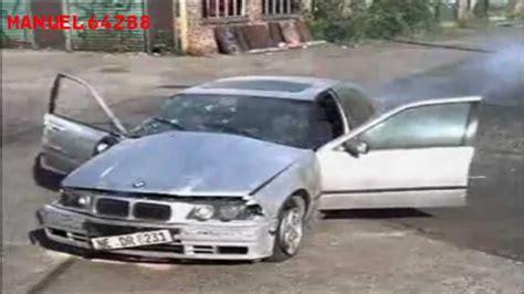 Cobra 11 Auto Crash by Semir 180 S Bmw Crashes