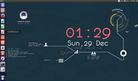 conky themes kali linux infinity dark conky theme by harshit1990 on deviantart