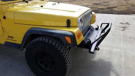 jeep cj prerunner affordable prerunner front bumper jeep cj yj tj lj 54