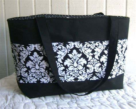 Reversible Boca Bag From Langley Designs by Mrs Langley S Tote Bag Sewing Pattern Free B 228 Sta
