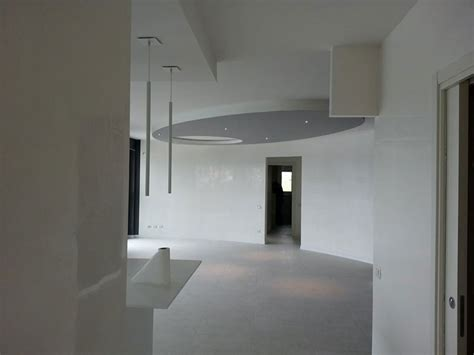 soffitti moderni controsoffitti in cartongesso in stile moderno edile