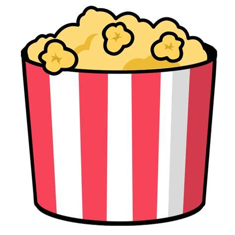 popcorn clipart free popcorn clipart best