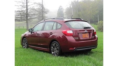 subaru impreza hatchback automatic 2015 subaru impreza iv hatchback pictures information
