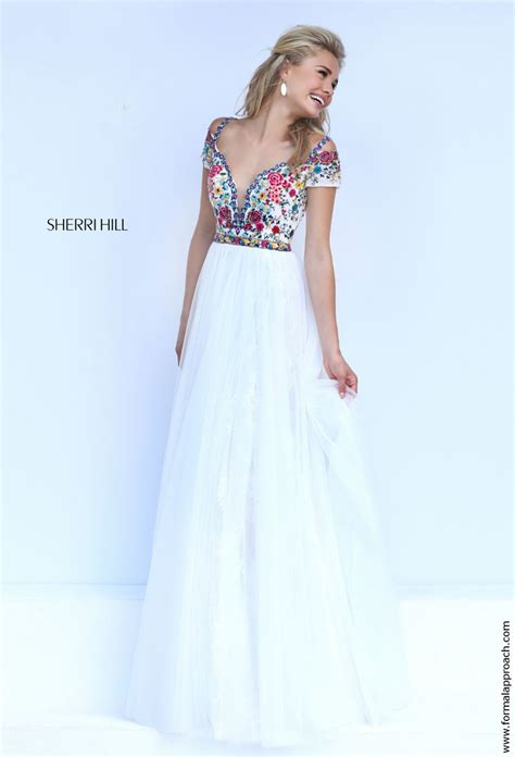 sherri hill  prom dress prom gown