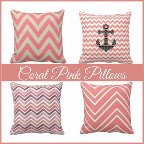 33 best images about pink chevron throw pillows on