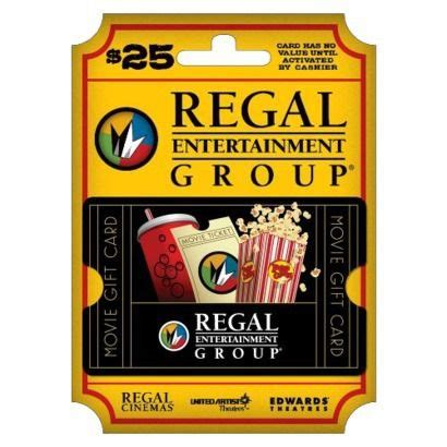 printable regal gift certificates regal cinemas gift card 25