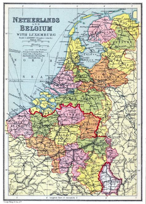 political map of the netherlands large detailed political and administrative map of