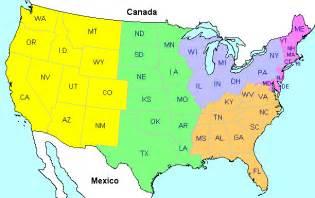 us map identify states maps of usa