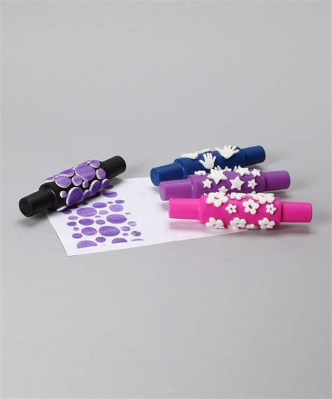 patterned brayer roller rollers decorative paint rollers