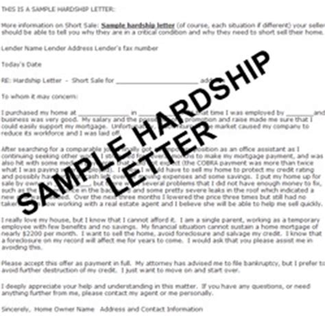 Hardship Letter Due To Loss Of Income Sle Loan Modification Hardship Letter Loansafe Org