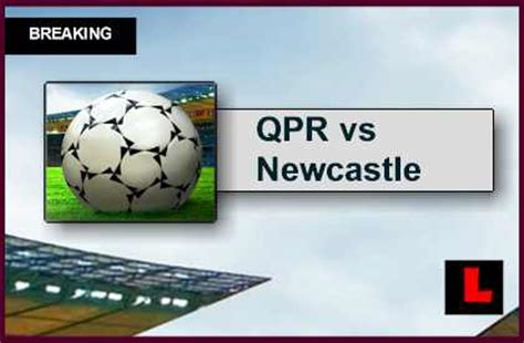 epl table games today english premier league relegation zone qpr vs newcastle