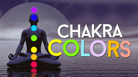 chakras and colors 7 chakra colors and meanings revealed