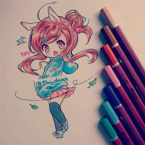 tutorial gambar anime chibi 25 best ideas about drawing with pencil on pinterest