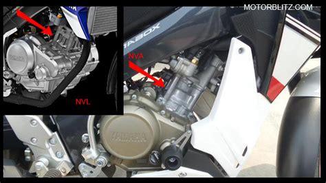 Tebeng Motor Vixion Advance perbedaan mesin nvl nva motorblitz
