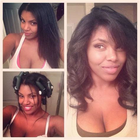 hairstyles for straight hair no heat 640 best team natural images on pinterest