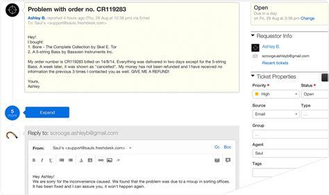 servizio multicanale software di assistenza clienti multicanale di freshdesk