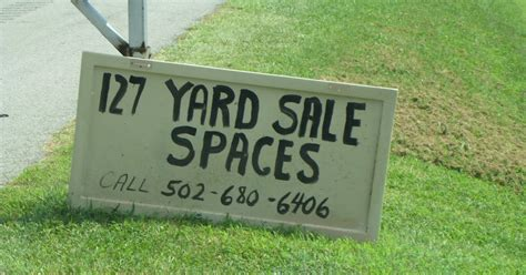 project small 127 yard sale day 1 frankfort danville