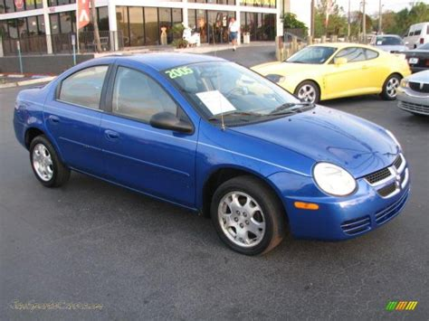 automotive air conditioning repair 1996 dodge neon parental controls 2005 dodge neon sxt in electric blue pearlcoat 157994 jax sports cars cars for sale in florida