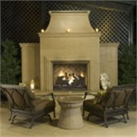Corona Outdoor Fireplace by Outdoor Pits Outdoor Fireplaces And Features