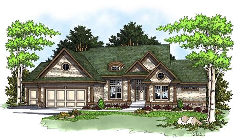 house plans for sloping lots in the rear home plan for rear sloping lot 8932ah architectural