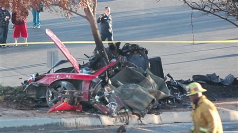 paul walker porsche crash paul walker car crash www pixshark com images