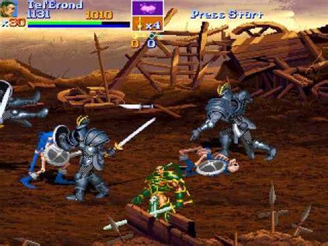Kaos Vermilion dungeons dragons rise of warduke magic spells show