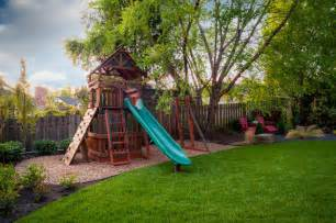 backyard playground extraordinary wooden playset decorating ideas images in